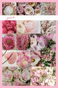 Floral Friday ~ Pink