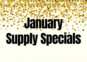 January Supply Specials