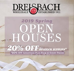 Dreisbach Spring Open Houses