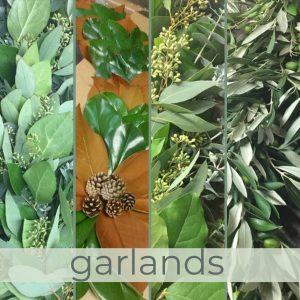Floral Friday ~ Garlands