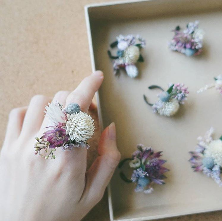 Ring Corsage by Florist Flower Wild
