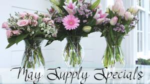 May Supply Specials