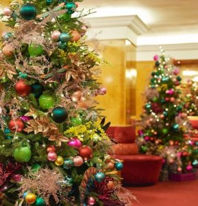 Floral Friday ~ Christmas Installations