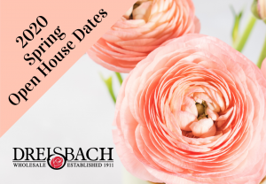 Dreisbach Spring Open House Dates