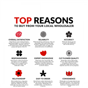 Top Reasons to Buy from Your Local Wholesaler